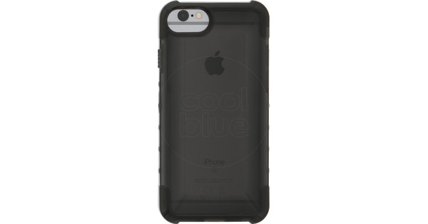 UAG Plyo Ash Apple iPhone 6/6s/7/8 Back Cover Black