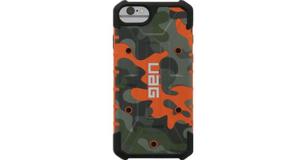 UAG Pathfinder Camo Apple iPhone 6S / 7/8 Back Cover Orange