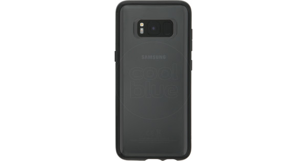 Spigen Ultra Hybrid Samsung Galaxy S8 Back Cover Black