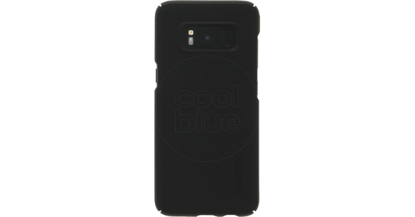 Spigen Thin Fit Samsung Galaxy S8 Back Cover Black