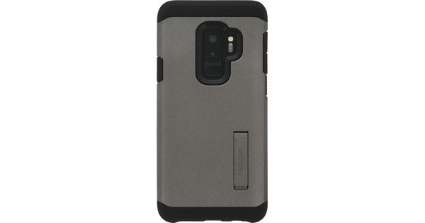 Spigen Tough Armor Samsung Galaxy S9 Plus Back Cover Gray