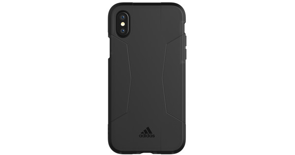 adidas SP Agravic iPhone X/Xs Back Cover Zwart