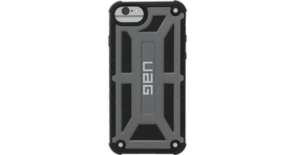 UAG Monarch Apple iPhone 6/6s/7/8 Back Cover Grijs