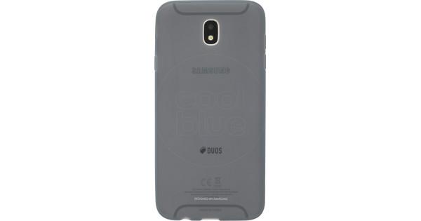 Samsung Galaxy J7 (2017) Jelly Back Cover Black