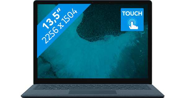 Microsoft Surface Laptop 2 - i5 - 8GB - 256GB Cobalt Blue