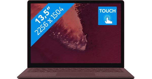 Microsoft Surface Laptop 2 - i5 - 8 GB - 256 GB Burgundy