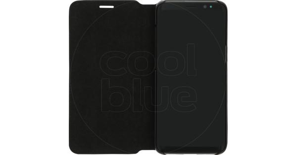 Bugatti Parigi Samsung Galaxy S8 Book Case Black