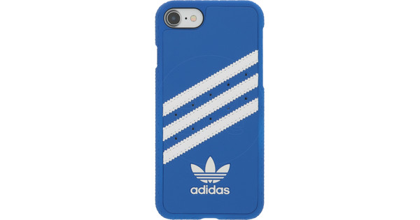 Canal erosión Rebajar  Adidas Originals Moulded Case Apple iPhone 7/8 Blue/White - Coolblue -  Before 23:59, delivered tomorrow