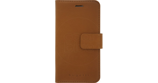 Bugatti Book Case Zurigo Apple iPhone 7/8 Brown