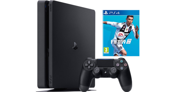 Sony PlayStation 4 Slim 500 GB Fifa 19 Bundle
