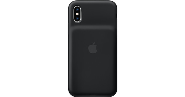 Apple iPhone Xs Smart Battery Case Black