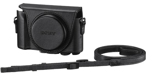 Sony LCJ-HWA hoes voor Sony CyberShot HX90 en WX500
