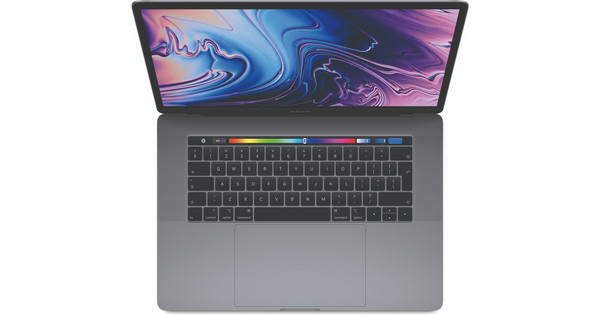 Apple MacBook Pro 15'' Touch Bar (2018) 16GB/1TB 2,6GHz Space Gray