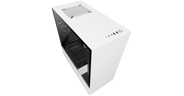 NZXT H500 White / Black