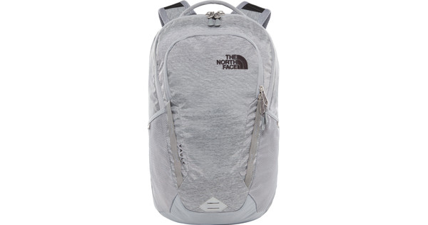 The North Face Vault Mid Grey Heather/TNF Black