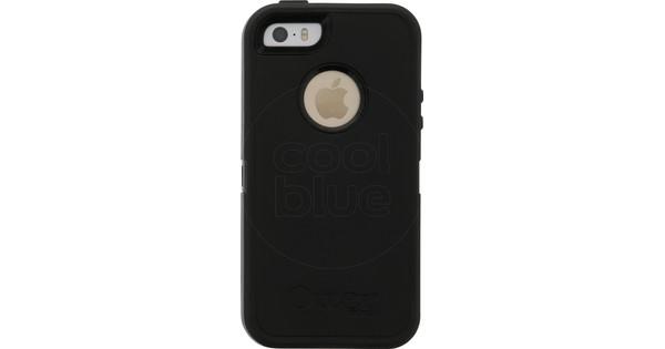 Otterbox Defender Apple iPhone 5/5S/SE Black