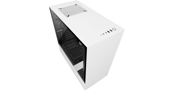 NZXT H500i Wit/Zwart