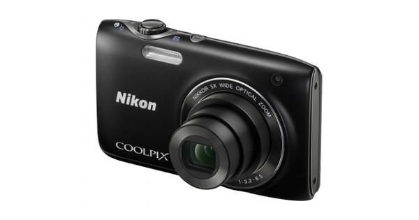 Nikon Coolpix S3100 Black