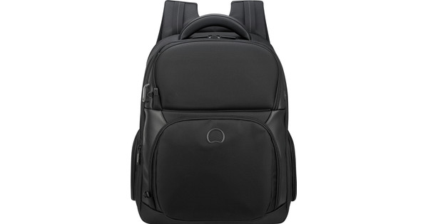 1044c5c665a Delsey Quarterback Premium 2-Vaks Backpack - 15.6 Inch - Coolblue - Voor  23.59u, morgen in huis