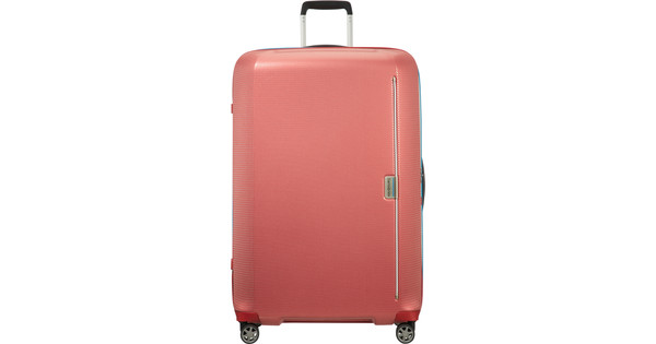 2b5f9dada79 Samsonite Mixmesh Spinner 81cm Red/Pacific Blue - Before 23:59, delivered  tomorrow