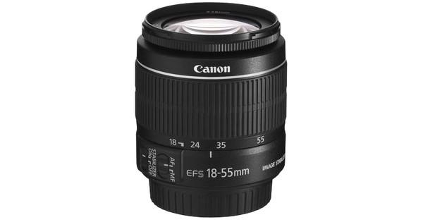 Canon EF-S 18-55mm f/3.5-5.6 IS II