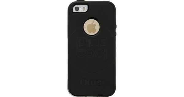 brand new 26799 5f5d9 OtterBox Commuter Case Apple iPhone 5/5S/SE Black