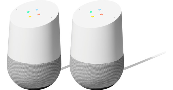 Google Home Duo Pack