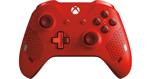 Microsoft Xbox One Draadloze Controller Sport Red Special Edition
