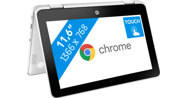 HP Chromebook X360 11-ae101nd