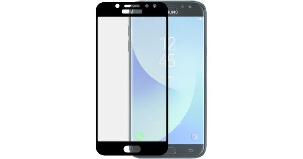 Azuri Samsung Galaxy J3 (2017) Screen Protector Tempered Glass Black