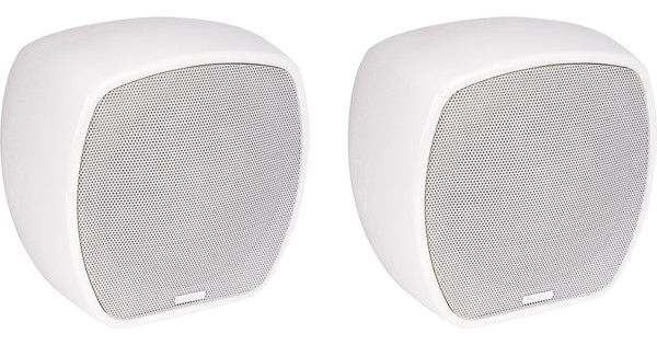 Artsound AS410 White (per pair)