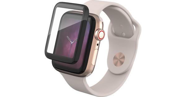 InvisibleShield Curve Elite Apple Watch Series 4 40mm Screenprotector Gehard Glas