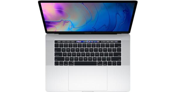 "Apple MacBook Pro 15"" Touch Bar (2019) MV932N/A Zilver"
