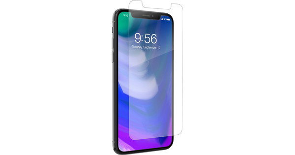InvisibleShield HD Dry Apple iPhone X / Xs Screen Protector Plastic