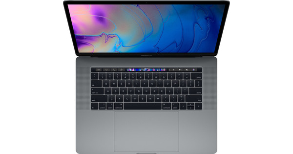 """Apple MacBook Pro 15"""" Touch Bar (2019) 16/256GB 2,4GHz Space Gray"""