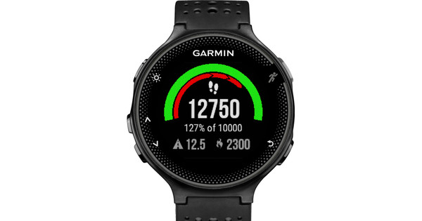 Garmin Forerunner 235 HRM Black/Gray
