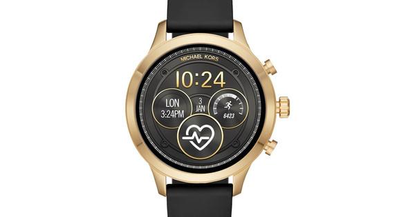 Michael Kors Access Runway Gen 4 Display Smartwatch MKT5053