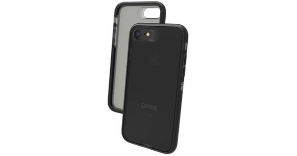 Gear4 D3O Bank Apple iPhone SE 2/8/7/6/6s Black