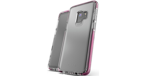 low priced 2d375 f2b36 GEAR4 D3O Piccadilly Samsung Galaxy S9 Back Cover Pink