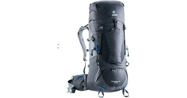 Deuter ACT Lite 40 + 10L Black/Granite