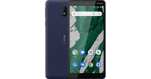 Nokia 1 Plus Blauw