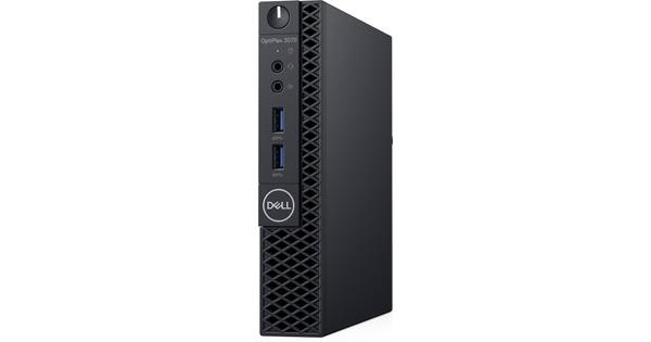 Dell Optiplex 3070 MFF JX26T  3Y