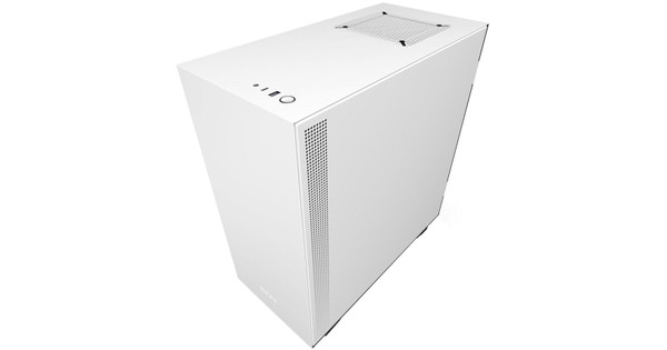 NZXT H510 i White/Black