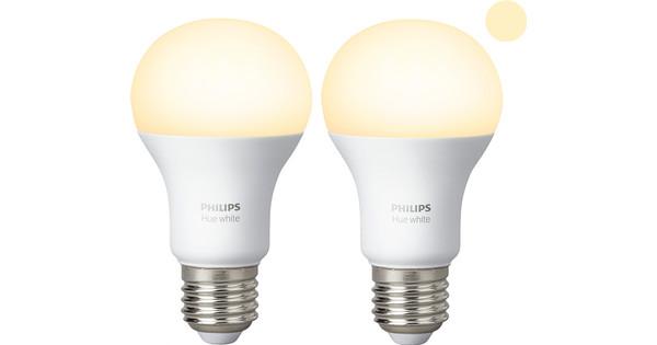 Philips Hue White E27 Duopack