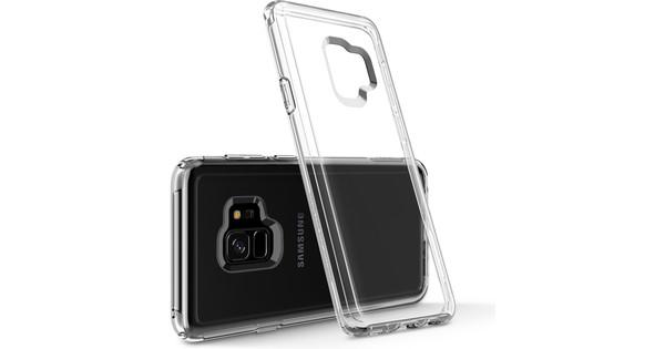 Spigen Liquid Crystal Samsung Galaxy S9 Plus Back Cover Transparent