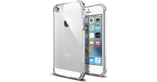 Spigen Crystal Shell Apple iPhone 5/5S/5SE Transparent