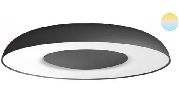 Philips Hue Still Ceiling Lamp Black