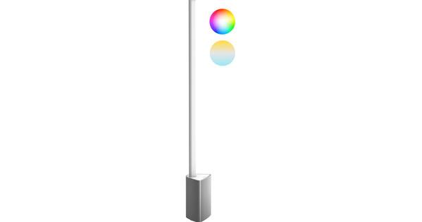 Philips Hue Signe Tafellamp Aluminium