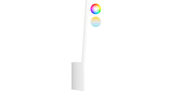 Philips Hue Liane Wall Lamp White