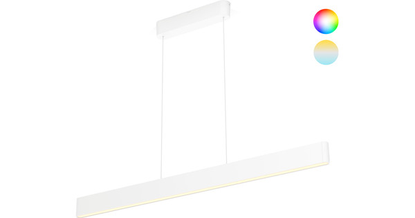 Philips Hue Ensis Hanglamp Wit